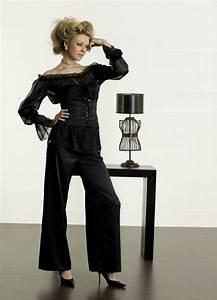 Pantalon De Soiree Chic : pantalon mousseline pour mariage ~ Melissatoandfro.com Idées de Décoration