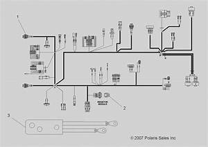 2011 Polaris Sportsman Wiring Diagram  Polaris Sportsman