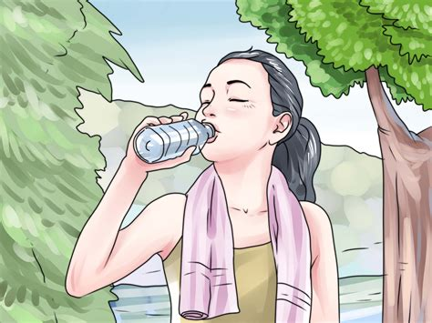 3 Ways To Exercise While On Your Period Wikihow