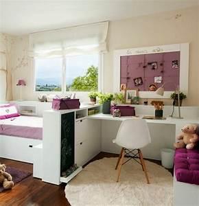 80 astuces pour bien marier les couleurs dans une chambre for Superior quelle couleur va avec le gris 8 et un couloir original de plus et un
