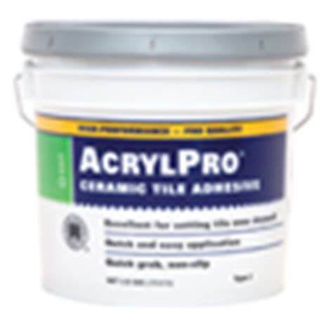acrylpro ceramic tile adhesive drying time additives adhesives