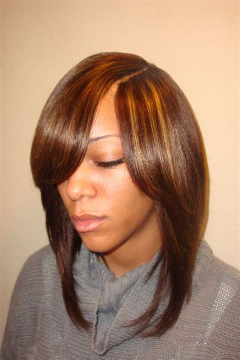 Sew In Bobs Hairstyles by Best 25 Bob Sew In Ideas On Weave Bob