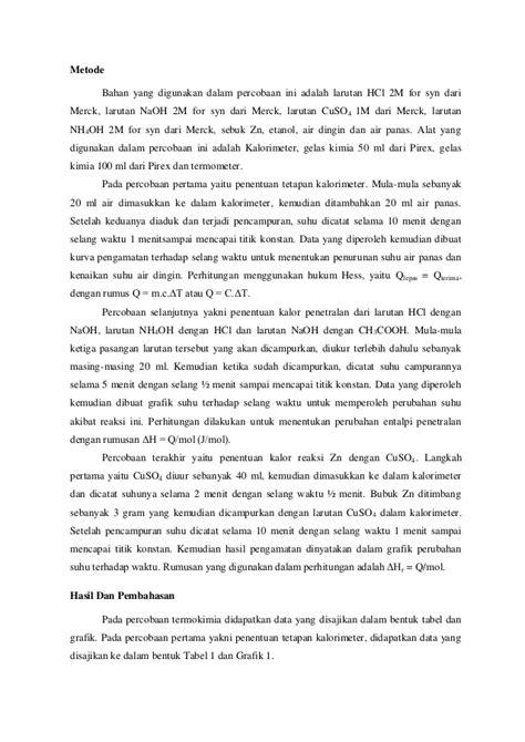 JURNAL TENTANG TERMOKIMIA PDF