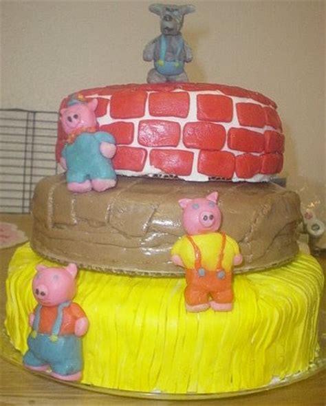 stepford kitchen   pigs cake