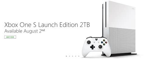 Get Xbox One S 2tb Launch Edition For Just 359