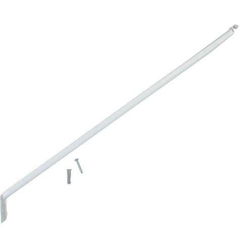 Closetmaid Support Brackets by Closetmaid 20 In White Shelving Support Bracket 26605