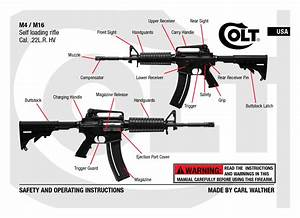 9 Best Images Of M16 Exploded Diagram