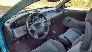1992 Honda Civic Vx Hatchback 5 Speed Manual Trans Low