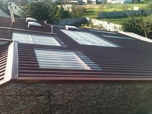 Toiture Bac Acier Prix : toiture bac acier prix bac acier double peau prix m2 ~ Premium-room.com Idées de Décoration