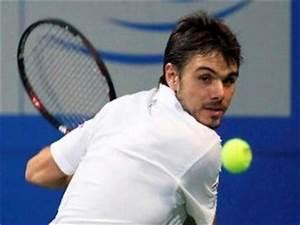 Stanislas Wawrinka Professional Swiss Tennis Player Player ...