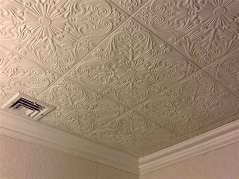 Spanish Silver  Styrofoam Ceiling Tile  20″x20″ #r139