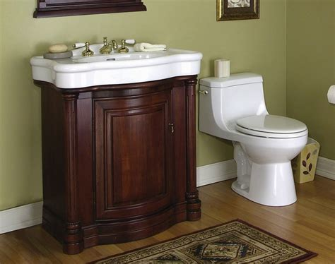 Bathroom Cabinets With Sink Home Depot