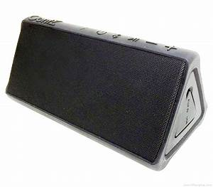 Oontz Angle Plus Portable Bluetooth Speaker Manual