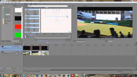 Sony Vegas  Widescreen  Black Bars Tutorial Youtube