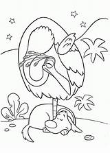 Coloring Disney Dug Kevin Dog Pixar Bird Aventuras Altas Colorir Desenhos Tweezers Printable Sheets Template Cartoon Toddler sketch template