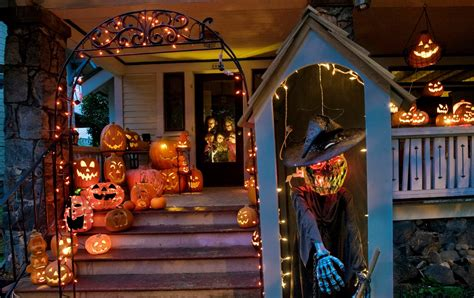 diy halloween porch light covers home design ideas