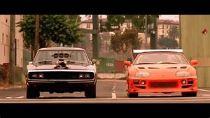 Muscle cars wheelies in Fast & Furious 720 - YouTube