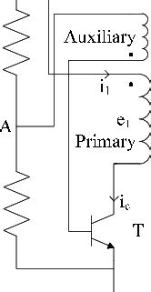 Circuit Diagram For Generating High Frequency Voltage