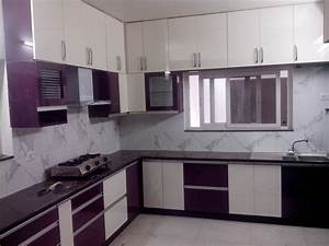 get an attractive cooking area with modular kitchens With u shaped modular kitchen design
