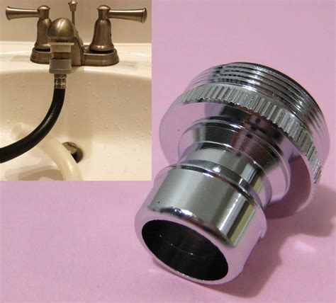 Portable Dishwasher Faucet Adapter Kit by Faucet Quicksnap Adapter For Haier Danby Spt Portable