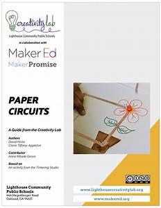 Curriculum Ideas  U0026 Integration  Paper Circuits  Three Ways