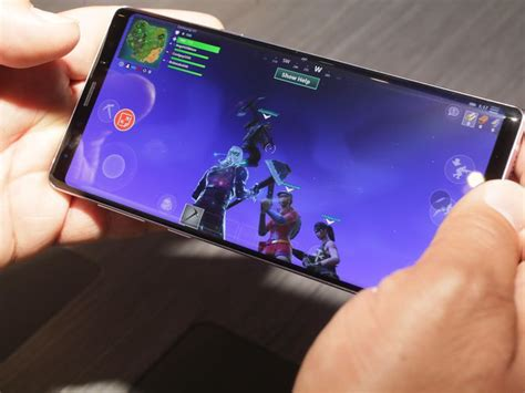 heres  android device compatible  fortnite cnet