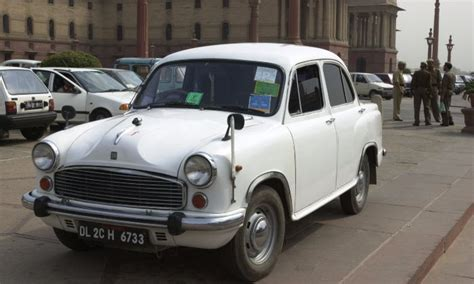 Hindustan Motors Sells The Iconic Ambassador Car Brand To ...