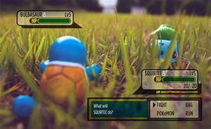 irl pokemon battle