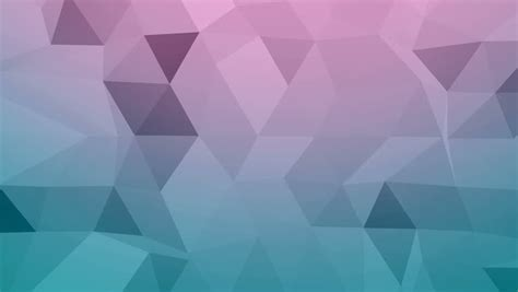 triangles background modern background loop stock