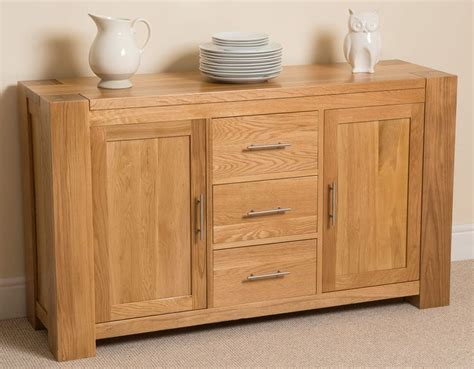 Dining Room  Sideboard Definition Wooden Solid Oak With