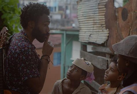 What To Know About Donald Glover's Mysterious Film Guava
