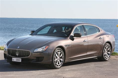2016 Maserati Quattroporte s Market Value - What's My Car