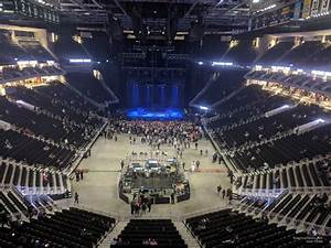 Fiserv Forum Seating Chart With Seat Numbers Fiserv Forum Section 201 Concert Seating Rateyourseats Com