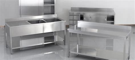 equipement cuisine professionnelle matériel inox pour votre cuisine professionnelle