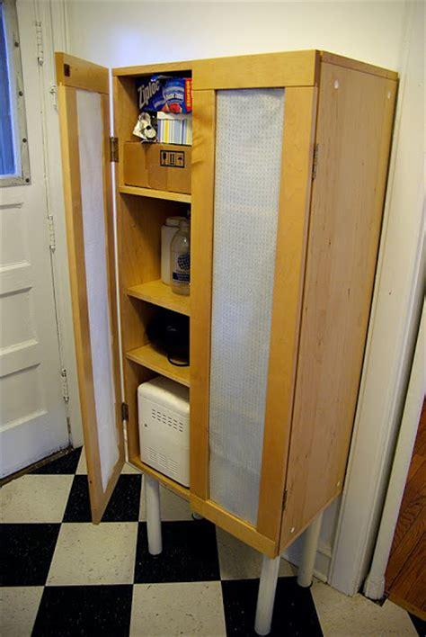 kitchen pantry  scratch  dent cupboard ikea