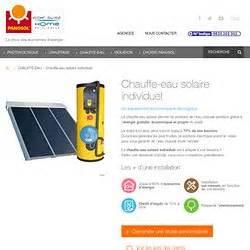Chauffe Eau Solaire Individuel : chauffe eau solaire pearltrees ~ Melissatoandfro.com Idées de Décoration