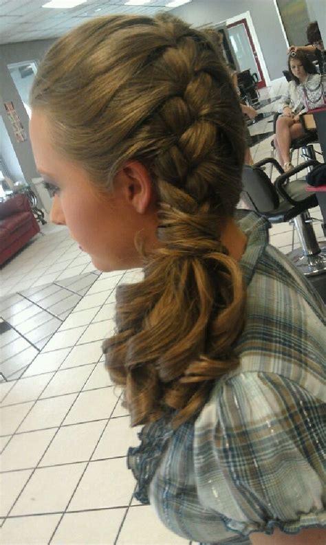 20s hairstyle hair bridesmaid hair
