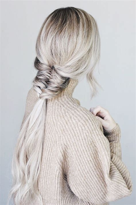 Easy Hairstyles Perfect For Fall  Alex Gaboury