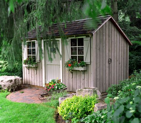 easy diy garden shed plans
