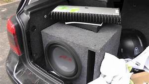 Alpine Type R 12 U0026quot  Testing New Jl Amp  Flexing