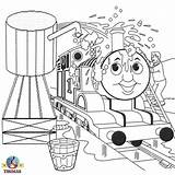 Thomas Pages Train Coloring Tank Engine Printable Drawing Worksheets Boys Friends Games Printables Steam Toys sketch template