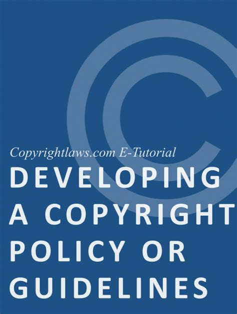 Front Page  Copyrightlawscom Copyright Courses And