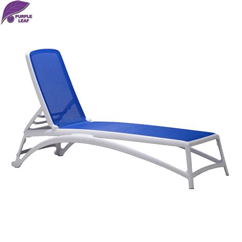 chaise bar pliante purple leaf sun lounger folding chair portable