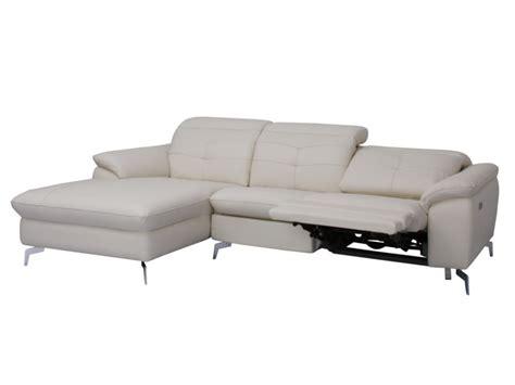 Ecksofa Mit Verstellbarer Sitzfläche by Relaxsofa Ecksofa Leder Lismore 2 Farben Kaufen