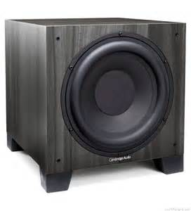 Cambridge Audio Aero 9 - Manual - Subwoofer System