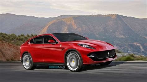"Ferrari ""dead Serious"" About Suv, Must Decide On"