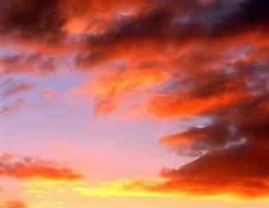 Bilder Vom Himmel : wolken am abendhimmel blogbimmel ~ Buech-reservation.com Haus und Dekorationen
