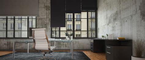 store bureau quels stores et rideaux pour un bureau