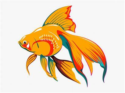 Goldfish Fish Clip Koi Aquarium Animation Clipart