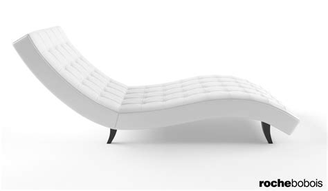 chaise roche bobois roche bobois dolce chaise lounge 3d model max cgtrader com
